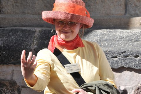 Gästeführerin in Wittenberg