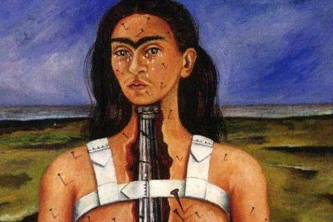 Frida Kahlo: Die gebrochene Säule