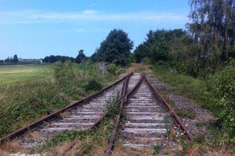 Übergänge Schienen