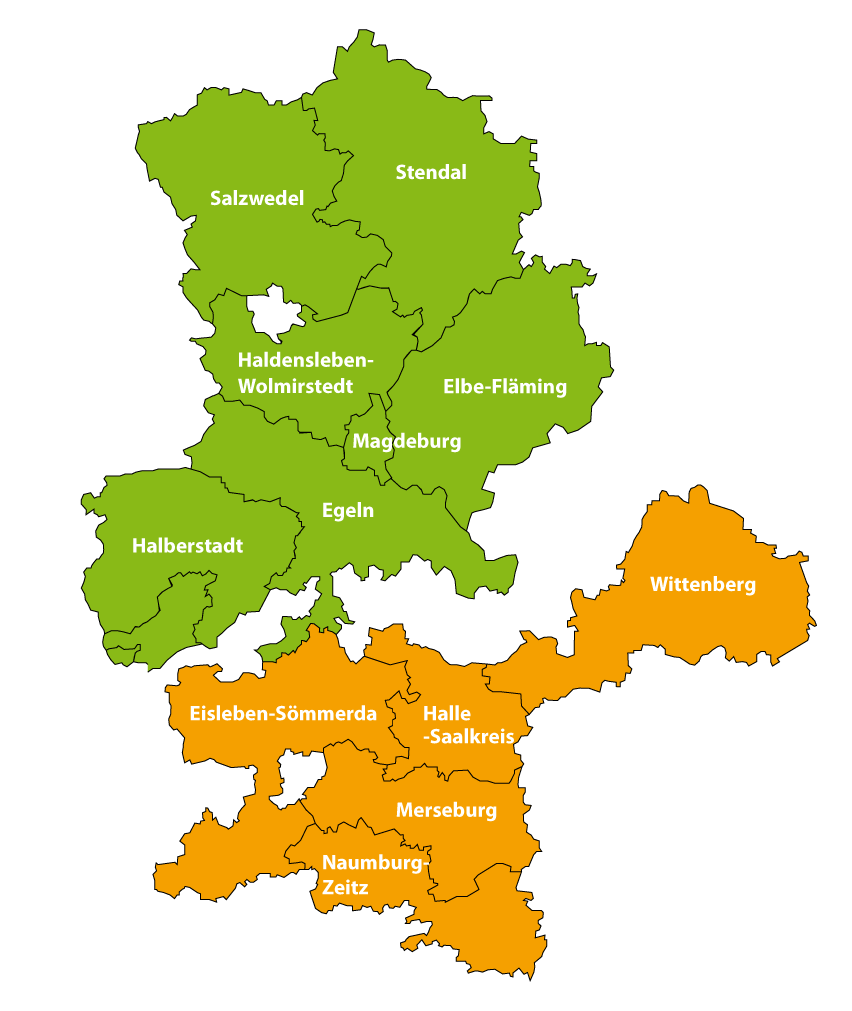 Karte EEB