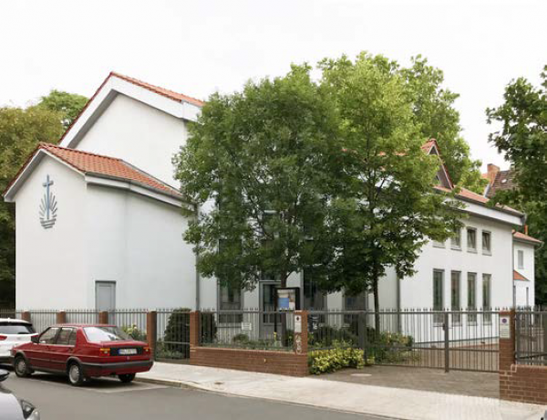 Neuapostolische Kirche Halle