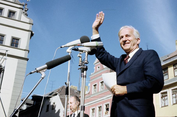 Richard von Weizsäcker 1983